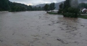 Two Schools closed due to Floods in Zenica Doboj Canton