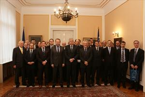The Political and Security Committee visited Bosnia and Herzegovina
