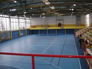 Post-flood rehabilitation of the sports hall in Doboj completed with EU funds