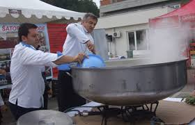 Traditional Bosnian Soup for Guinness Book of Records