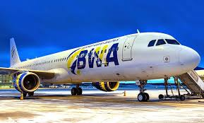 Bosnian Wand Airline Plane Landed on Sarajevo Airport for the First Time