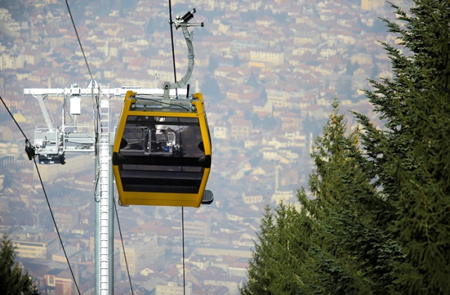 New Investments at Trebevic Cable Car