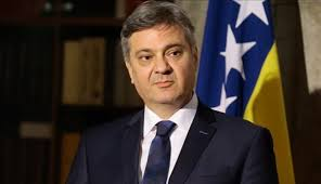 BiH's Prime Minister Deniz Zvizdic sends Telegram of Condolences to his French Counterpart