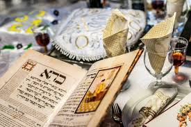 Jewish People celebrate Passover as a Commemoration of their Liberation by God