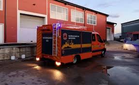 The Fire Truck is entirely manufactured in BiH, the Firefighters are already using it