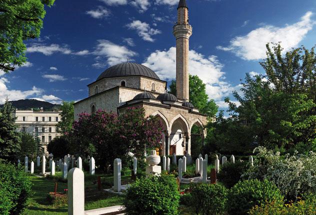 Принц Уэльский поздравил мусульман с открытием мечети Ферхадия в Боснии и Герцеговине