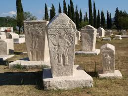 History Class: Monolithic Stone Tombstones in Bosnia and Herzegovina