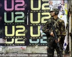 Concert by U2 in Sarajevo: the Moment which Marked the end of the Siege