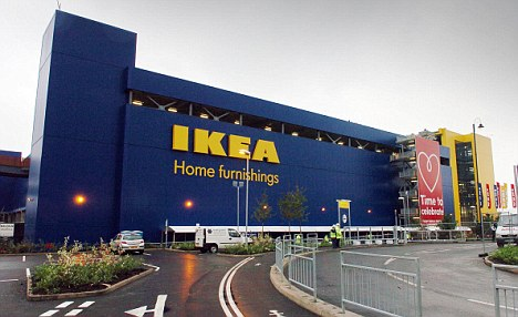 ikea bih is important to us fix roads and infrastructure. Black Bedroom Furniture Sets. Home Design Ideas