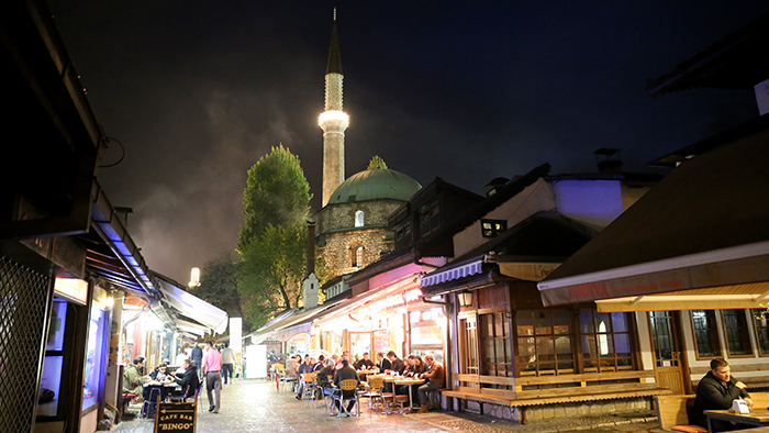 Watch The Documentary I Love Sarajevo Taken Few Months