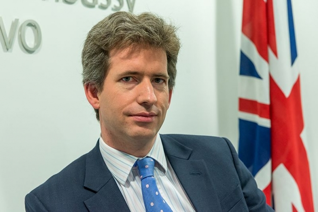 <b>...</b> British Ambassador to Bosnia and Herzegovina, <b>Edward Ferguson</b>, said: - fergusson
