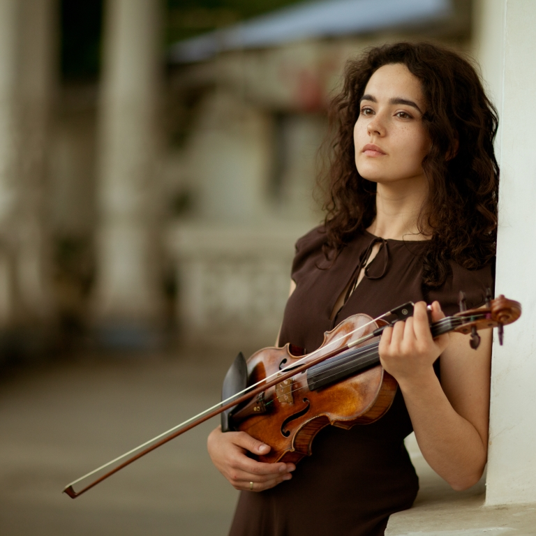 the violinist of sarajevo