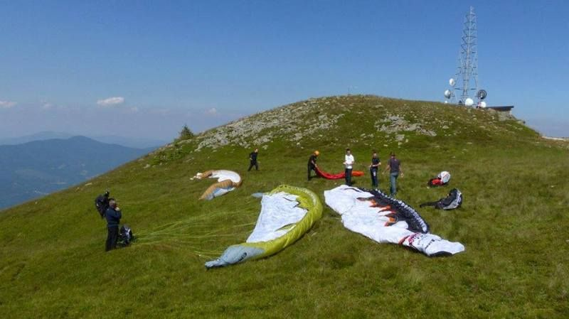 Man dies in Serbia Paragliding Accident - Sarajevo Times