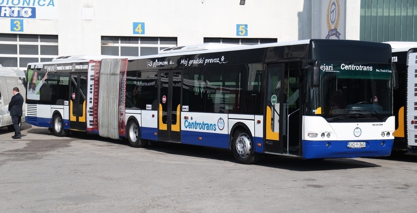 Centrotrans Vehicles To Operate According To The Extended