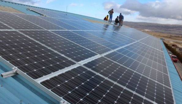 Morocco launches final stage of world largest solar plant