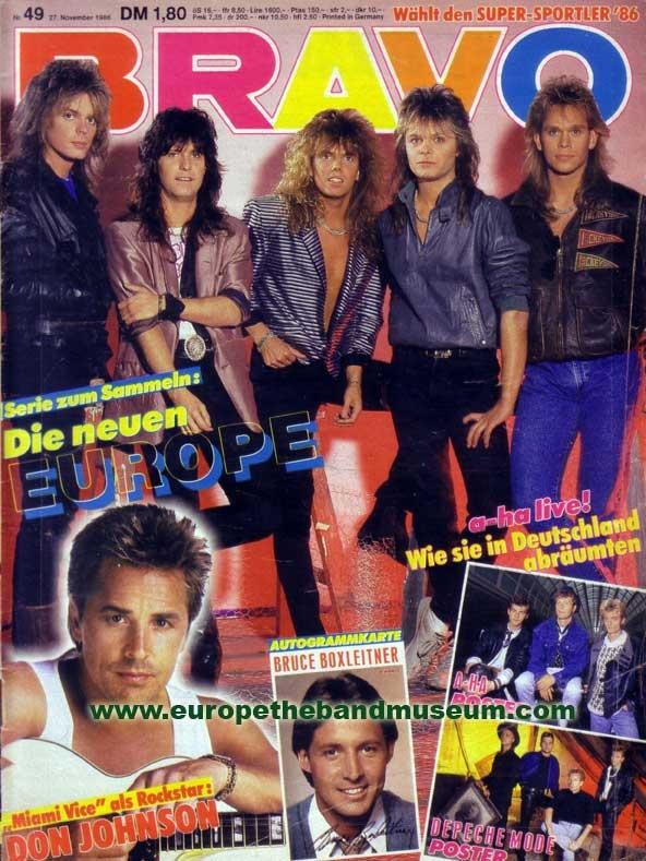 Bravo teens magazine
