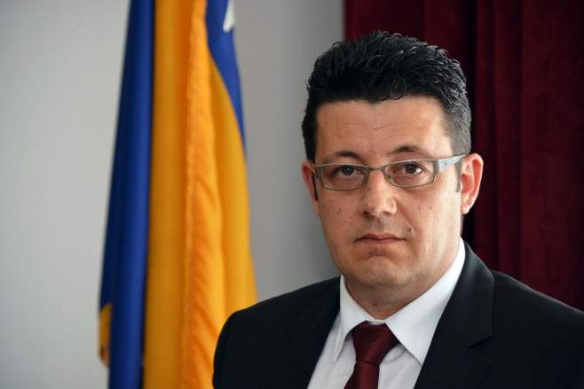 Campara: The Number of Crimes and Stolen Vehicles reduced in FBiH -  Sarajevo Times