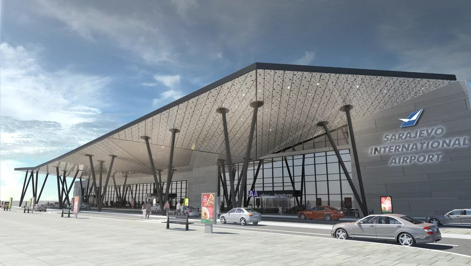 Sarajevo Airport To Be Expanded For 10 000 Square Meters Soon